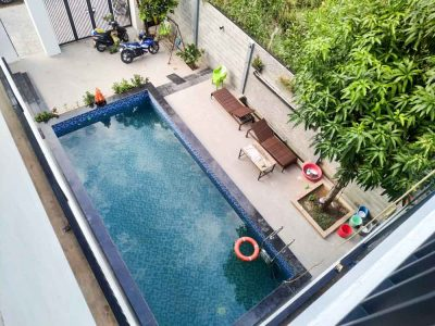 Swimming Pool Villa Near The Mountain In Da Nang