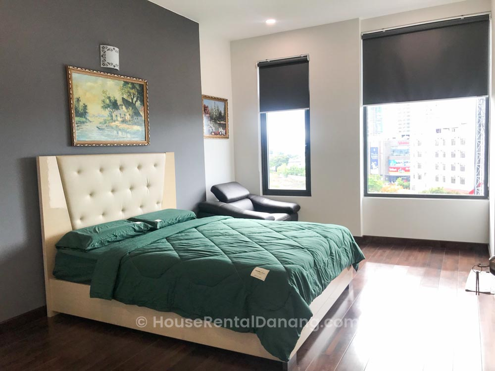 Modern Design Apartment For Rent In Son Tra