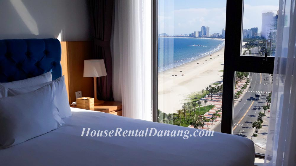 Beautiful Bright Apartment Near The Beach For Rent In Da Nang