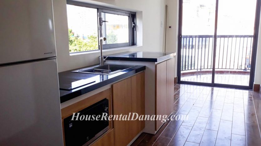 A Beautifully 1-bedroom Apartment For Rent In Da Nang