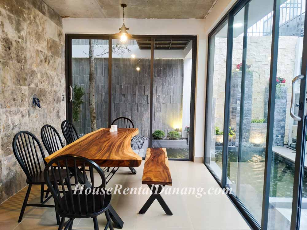 2-bedroom Lovely House For Rent In Da Nang