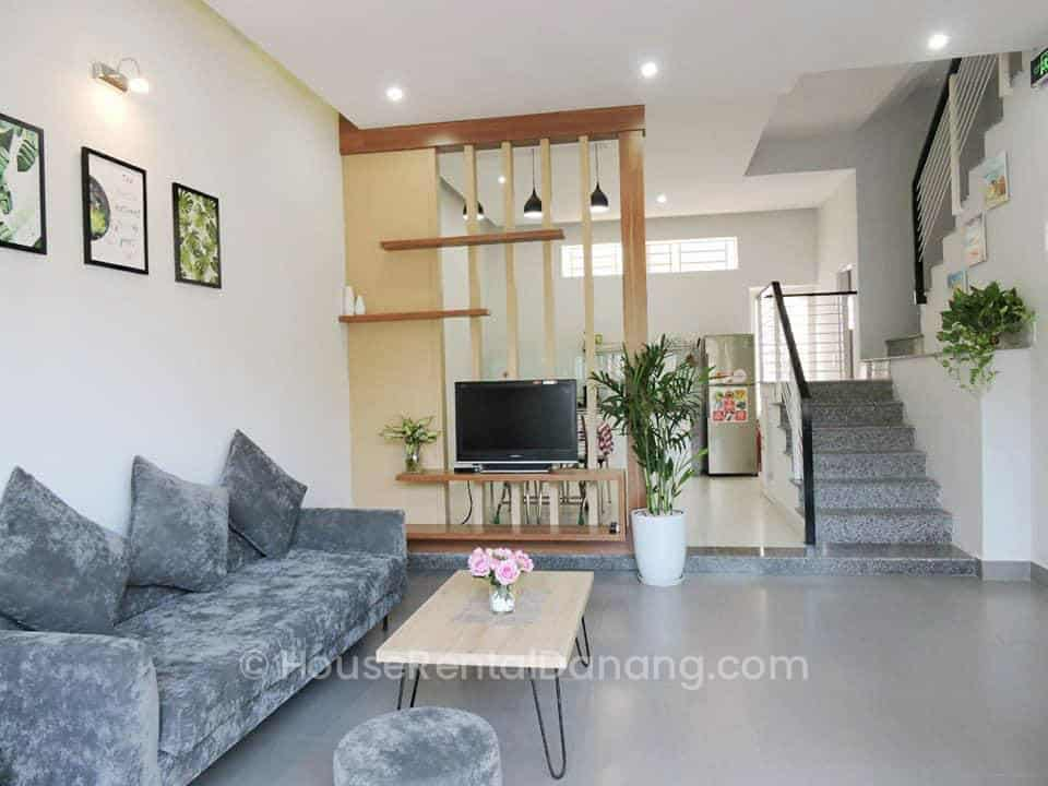Stylish 3-bedroom House for Rent in Hai Chau